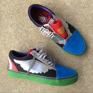 Vans X Marvel Avengers Old Skool Skate